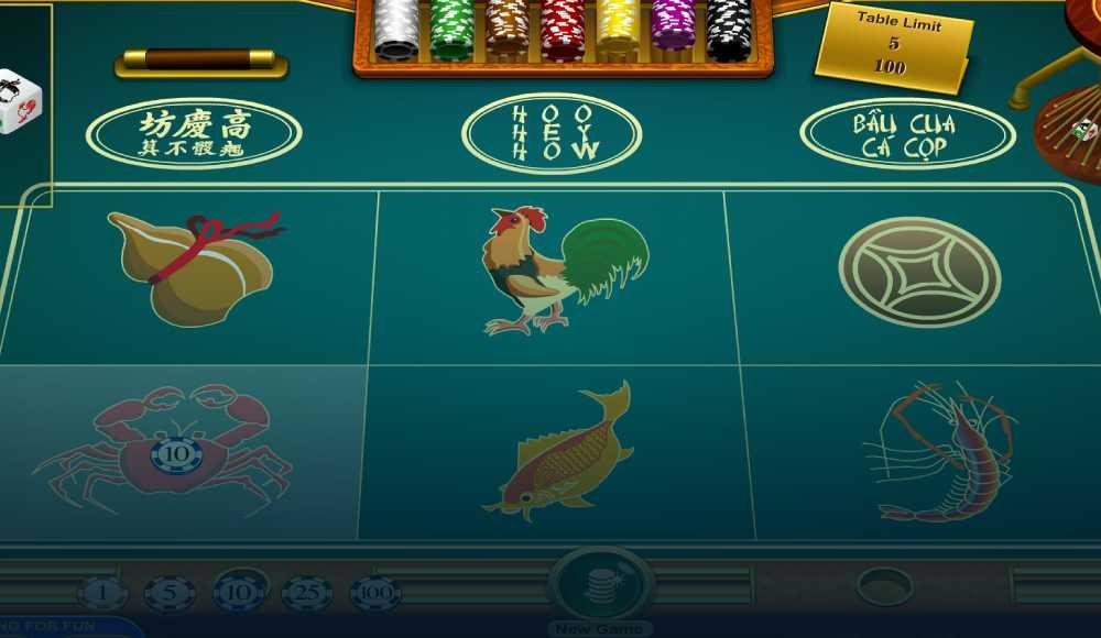 เกมน้ำเต้าปูปลา เล่นง่ายไม่มีขั้นต่ำ